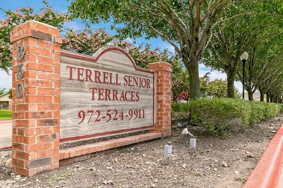 Terrell Senior Terraces I Apartments