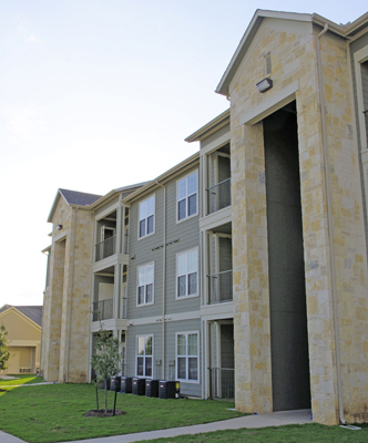 Exterior at Listing #255667