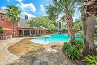 Pool at Listing #138562