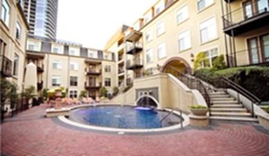 Pool at Listing #144355