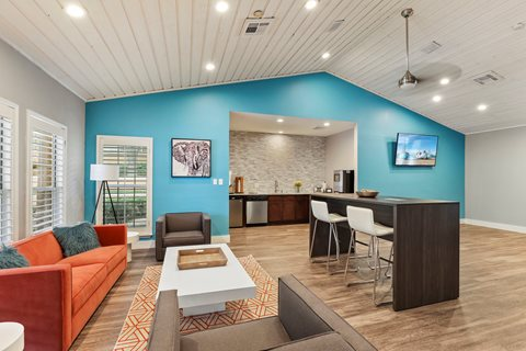 Clubhouse at Listing #136198
