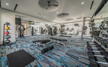 Fitness at Listing #138545
