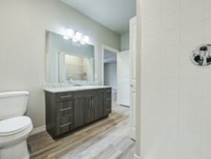 Bathroom at Listing #300136