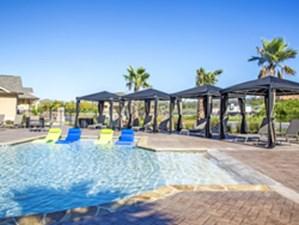 Pool at Listing #251156