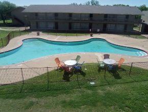 Pool at Listing #136108