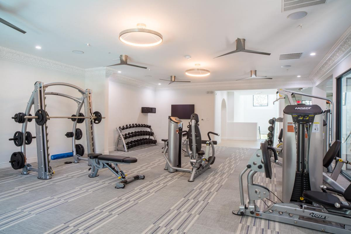 Fitness at Listing #137874