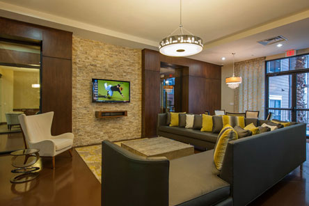 Clubhouse at Listing #256591