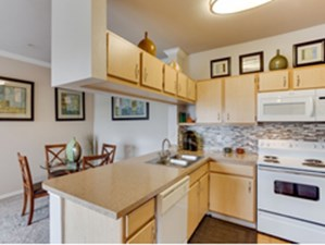 Kitchen at Listing #138885