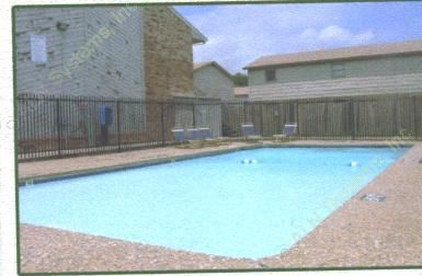 Pool Area at Listing #136400