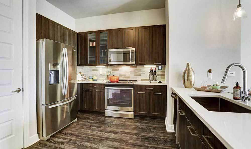 Kitchen at Listing #278443