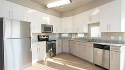 Kitchen at Listing #306681
