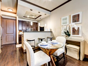 Dinning/Kitchen at Listing #147712