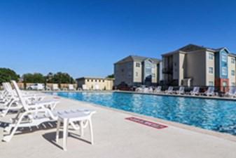 Pool at Listing #310222
