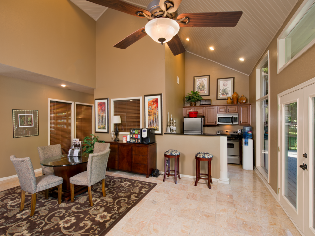 Clubhouse at Listing #138922