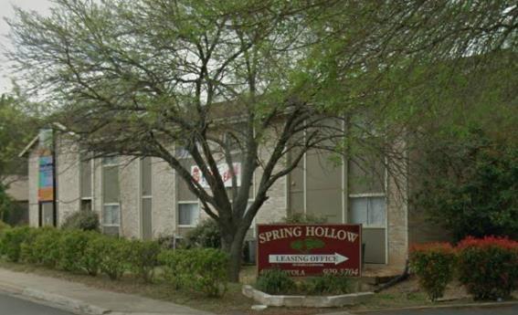Spring Hollow Apartments Austin TX