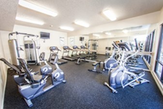 Fitness Center at Listing #140822