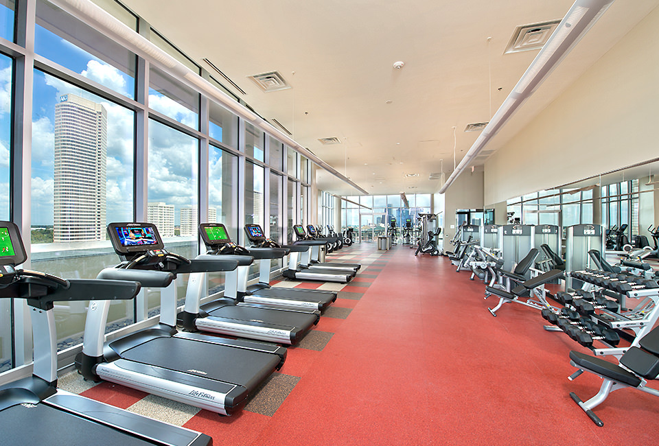 Fitness at Listing #149132