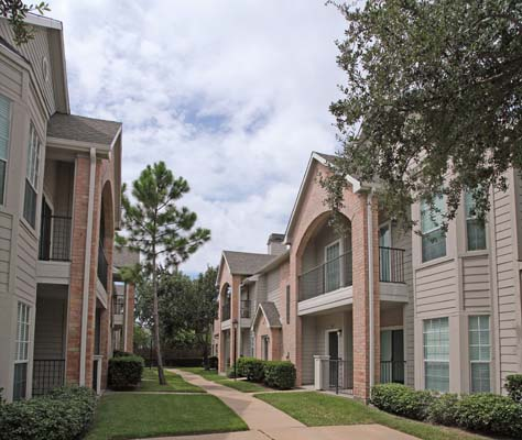 Richmond Towne Homes Apartments Houston TX