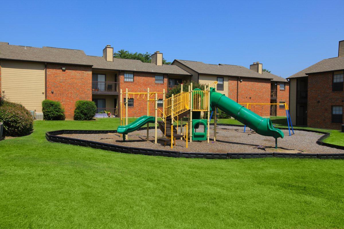 Playground at Listing #135649
