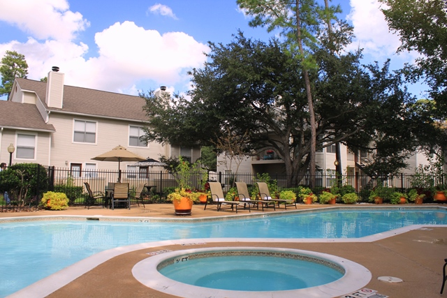 Pool at Listing #138660