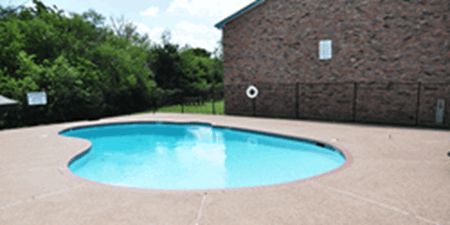 Pool at Listing #136622