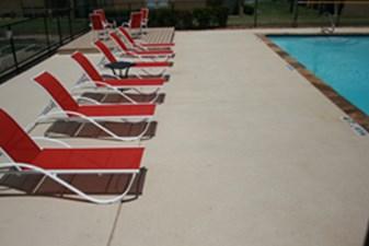 Pool at Listing #217458