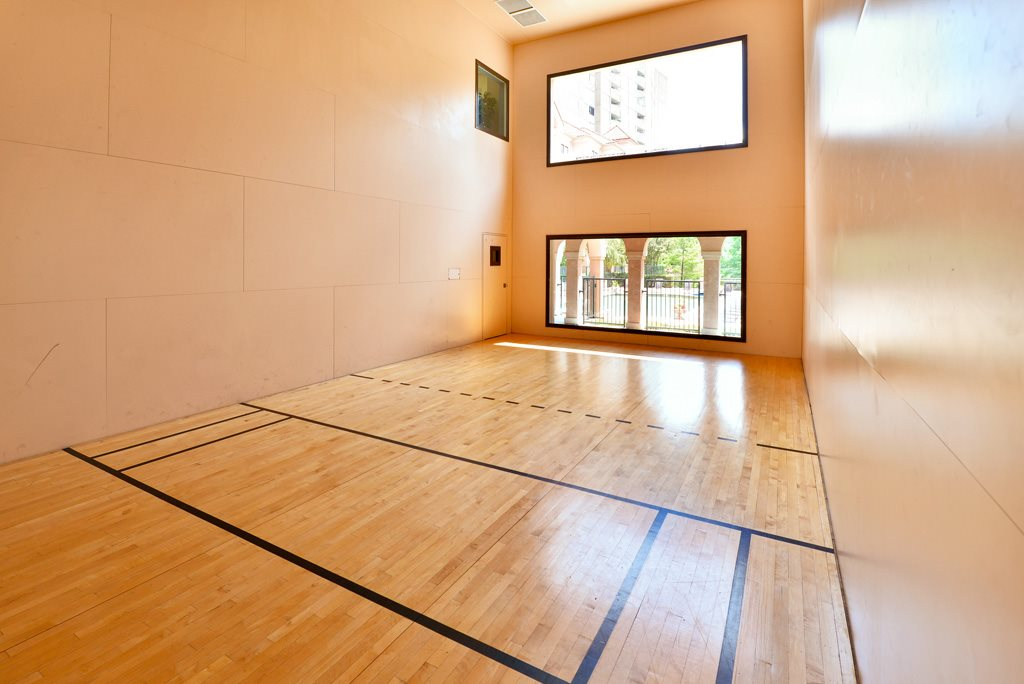 Racquetball Court at Listing #137728