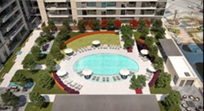 Pool at Listing #152720