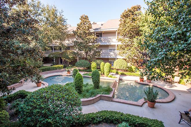 Brookdale Plaza West University Apartments Houston TX