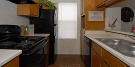 Kitchen at Listing #140819