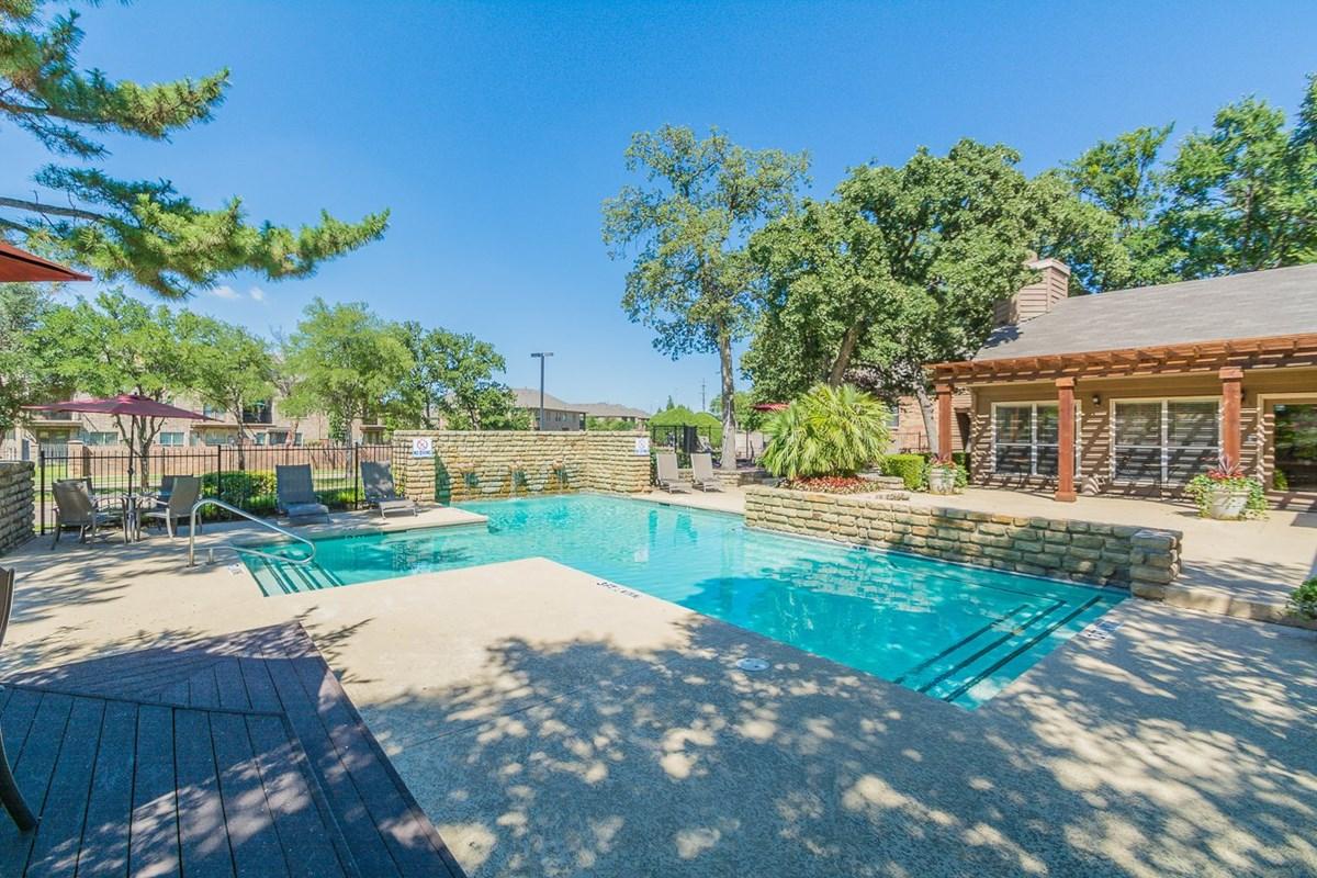 Pool at Listing #136897
