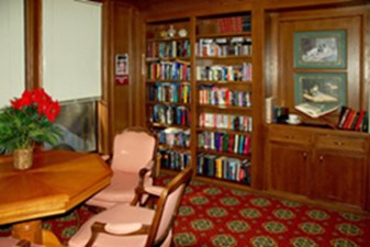 Library at Listing #237209