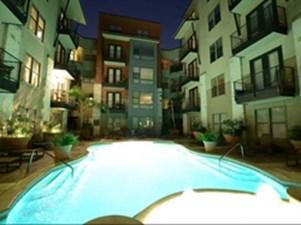 Pool at Listing #144402