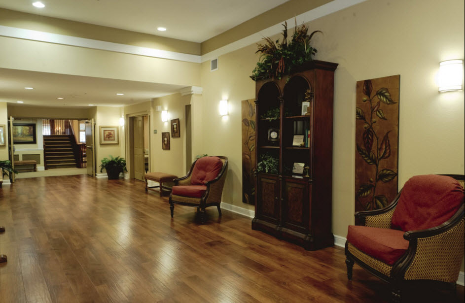 Clubhouse at Listing #144574