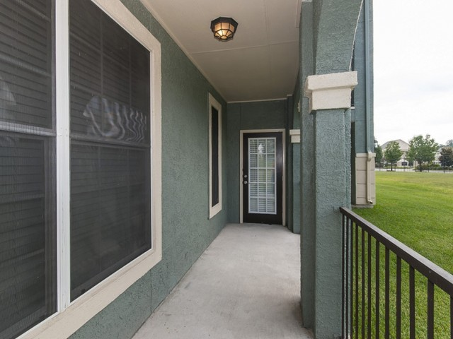 Patio at Listing #144173