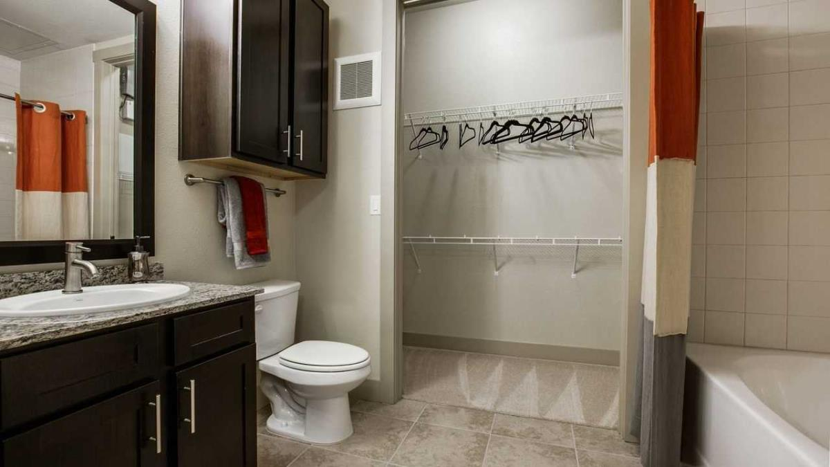 Bathroom at Listing #147951