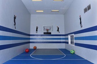 Basketball Court at Listing #137083
