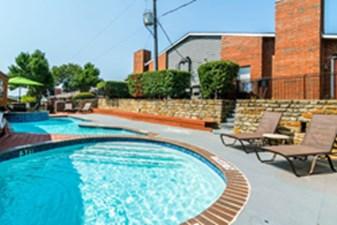 Pool at Listing #136869