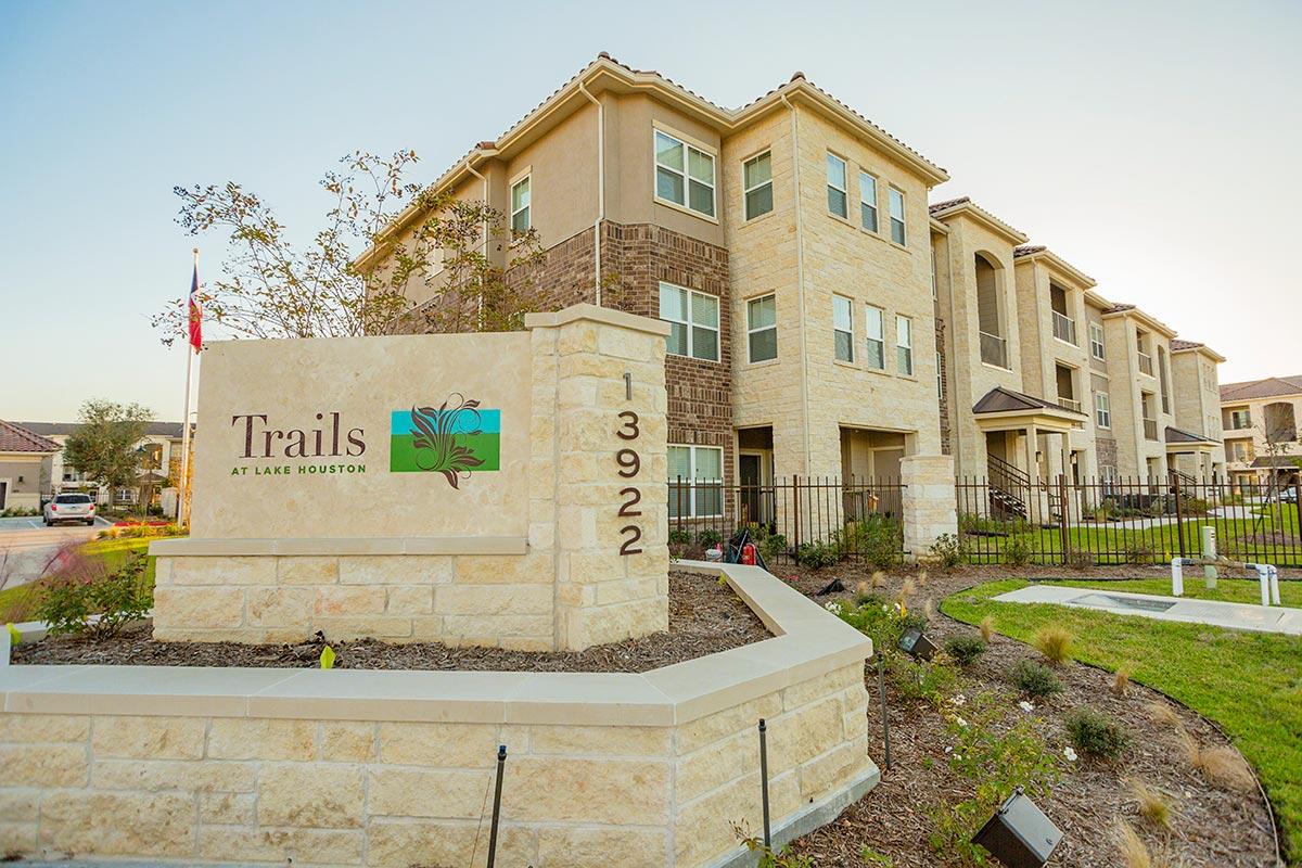 Trails at Lake Houston Apartments Houston TX