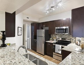 Kitchen at Listing #140611
