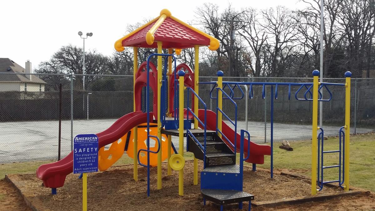 Playground at Listing #137063