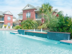 Pool at Listing #139470