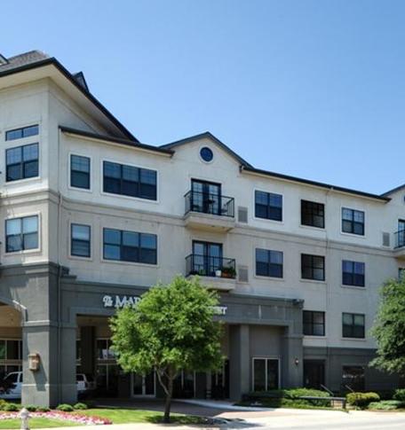 Marquis at Texas Street Apartments Dallas, TX