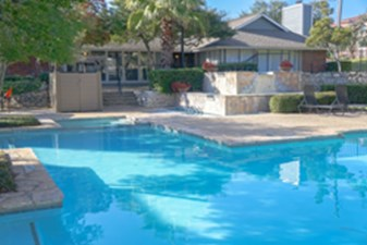 Pool at Listing #144540
