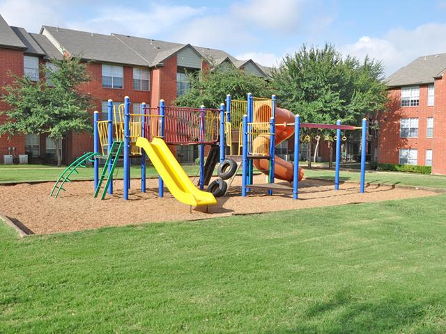 Playground at Listing #137578