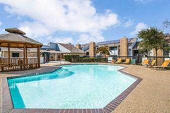 Pool at Listing #137017