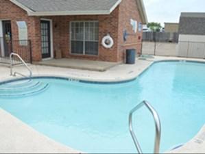 Pool at Listing #137098
