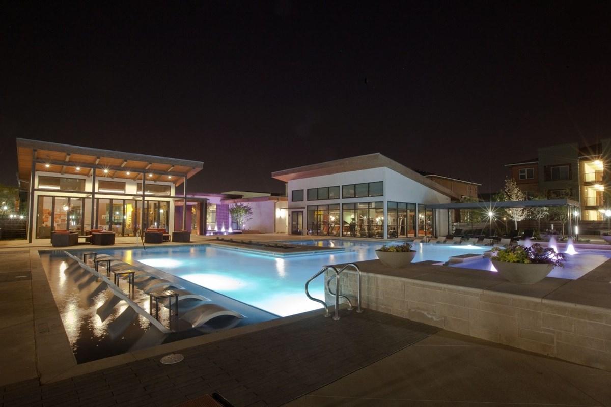 Pool at Listing #276343