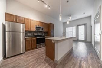 Kitchen at Listing #302285
