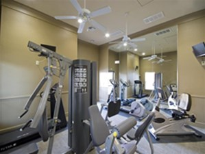Fitness Center at Listing #144687